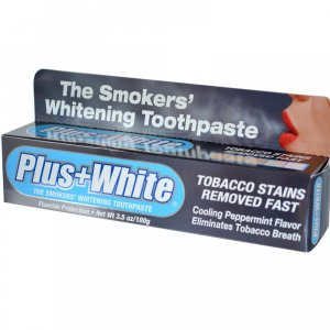 Plus+White Smokers Whitening 100g běl.zub.pasta
