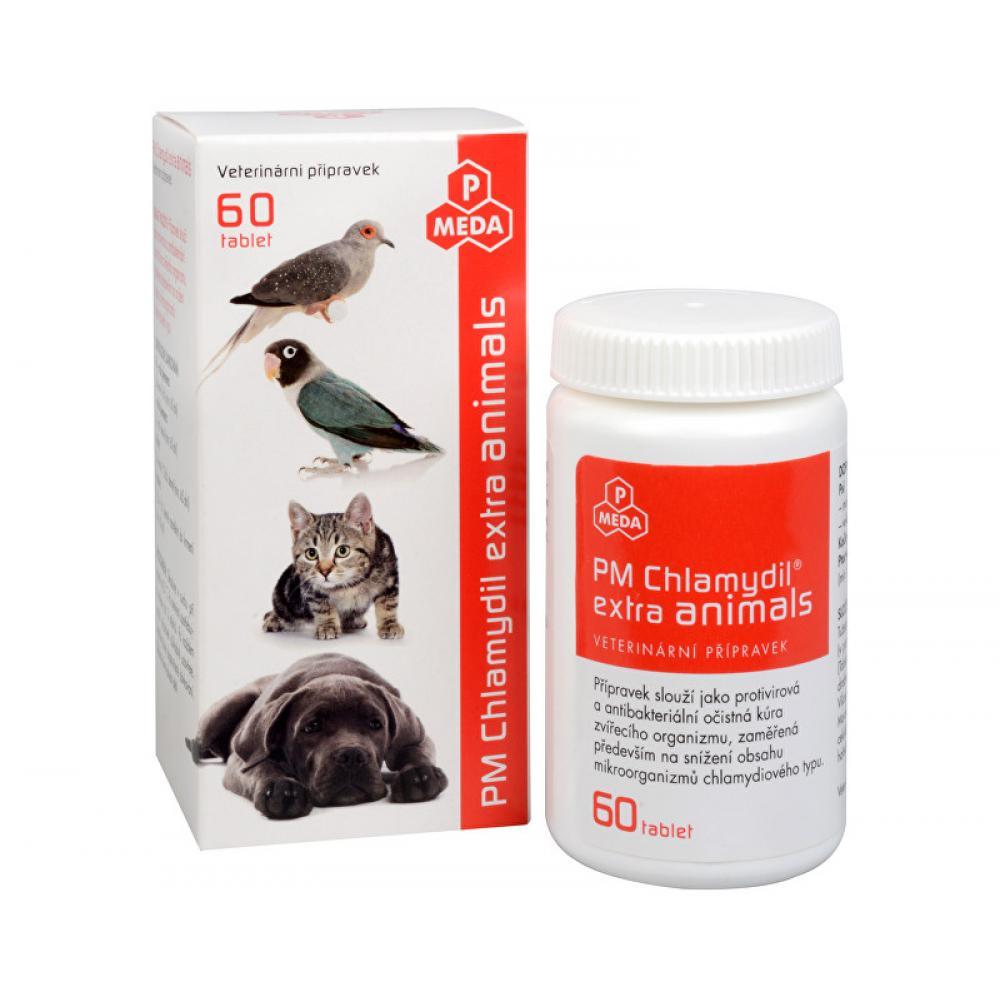 PURUS MEDA Chlamydil extra animals 60 tablet