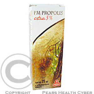 PURUS MEDA Propolis extra 5 % spray 25 ml
