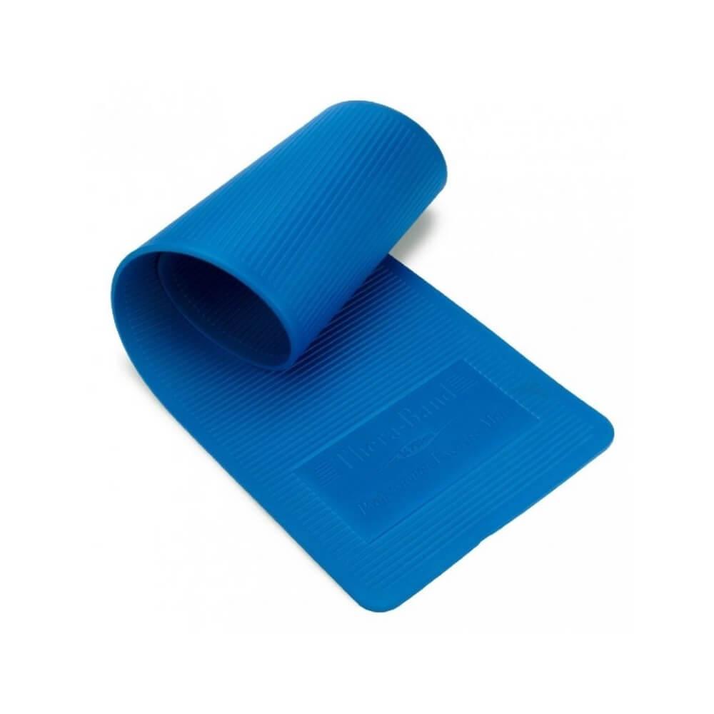 THERA-BAND Podložka na cvičení modrá 190 x 60 x 1,5 cm