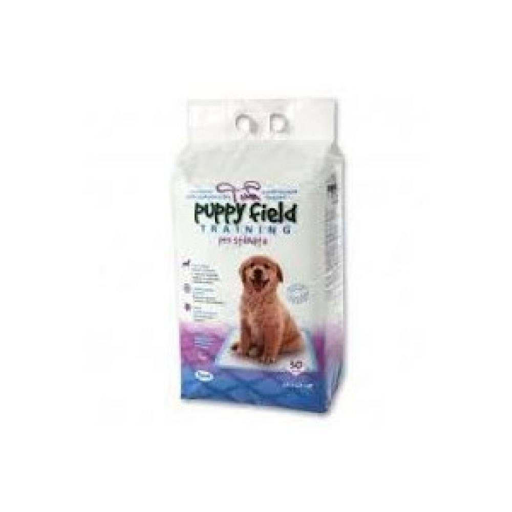 TOMMI Nácvikové podložky pro psy Puppy Field 30 kusů