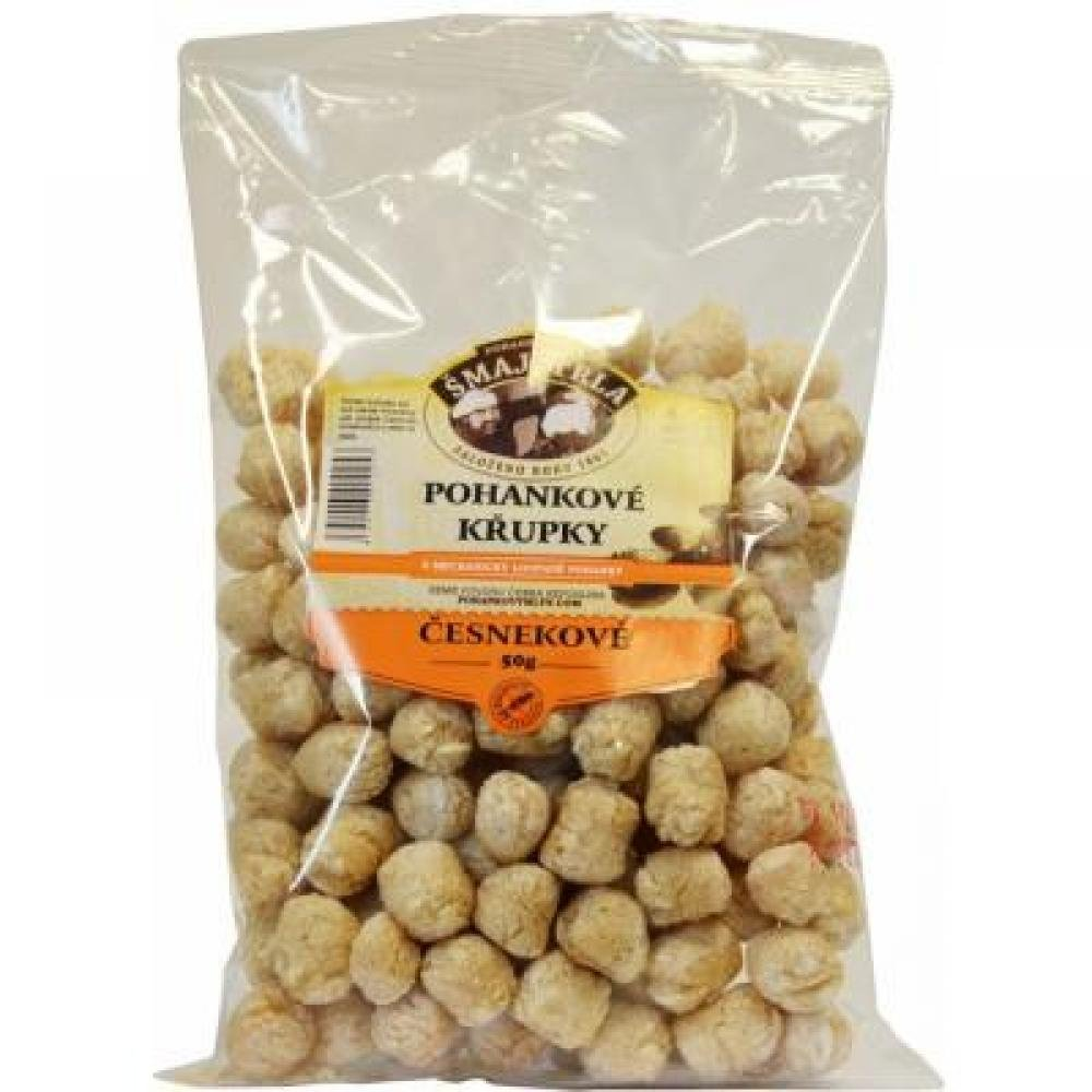 Pohankové křupky česnekové 50 g