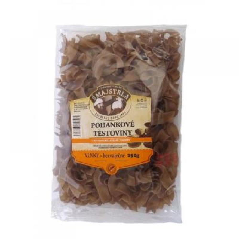 Pohankové těstoviny vlnky 250 g