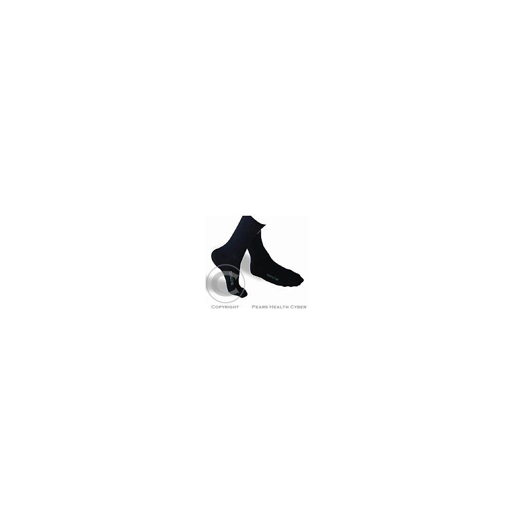 118fe3cac9d Ponožky NANOSILVER antibakteriální Classic černé velikost 42-47 ...