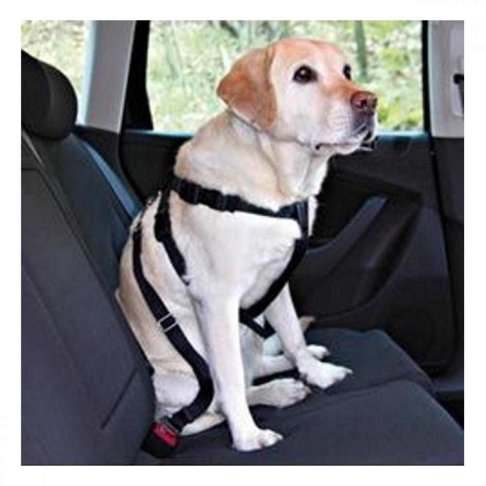 Postroj pes Bezpečnostní do auta XS Trixie