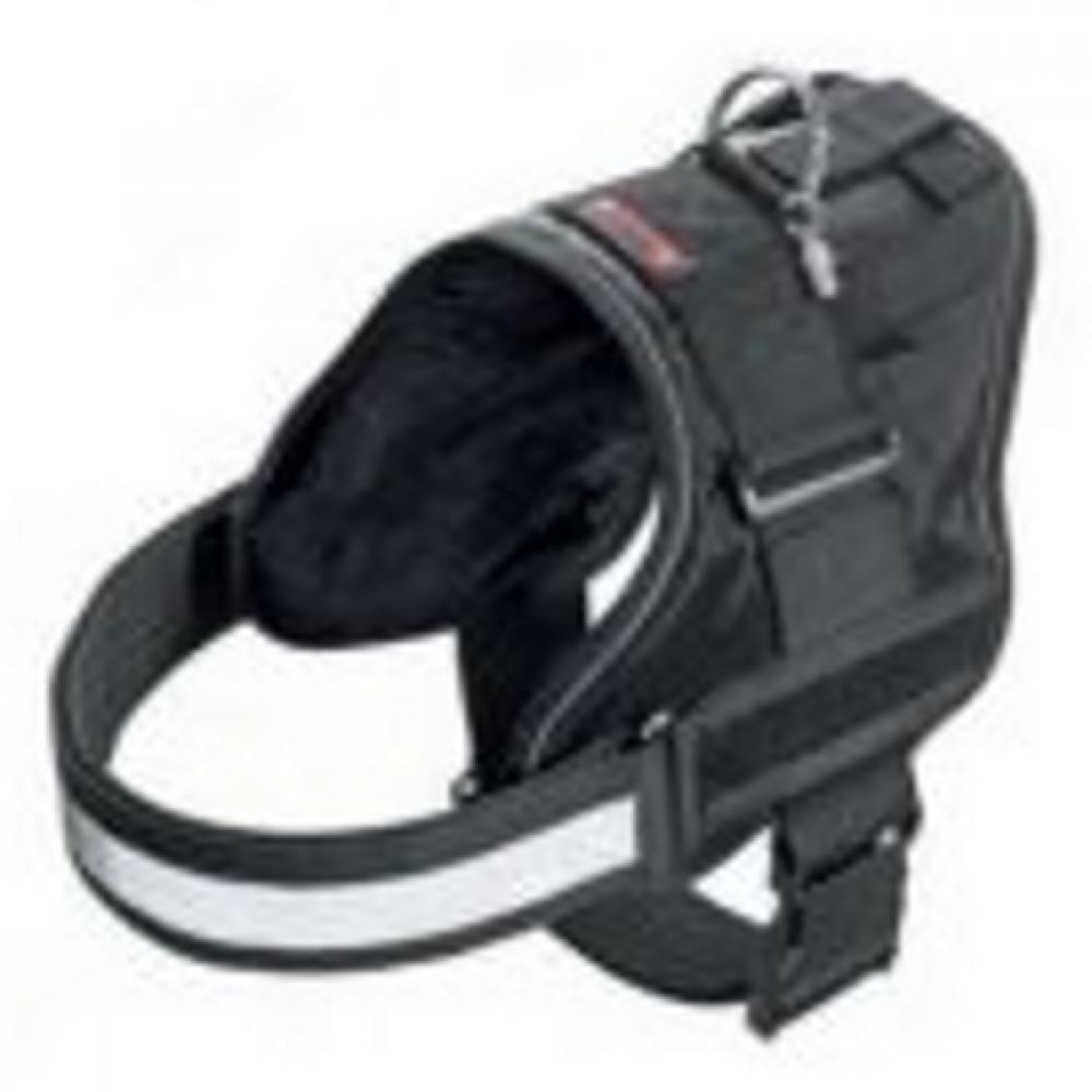 Postroj teflon XTREME černý reflex 80-109/50 KAR 1ks