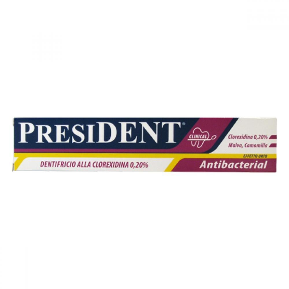 PresiDENT Zubní pasta Antibakteriální 75 ml