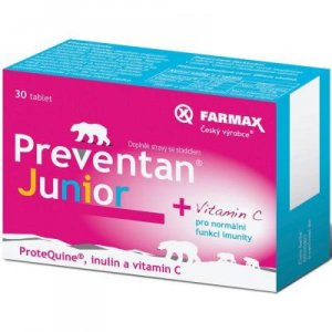 FARMAX Preventan Junior 30 tablet