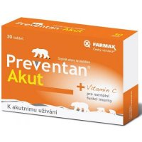 FARMAX Preventan Akut 30 tablet