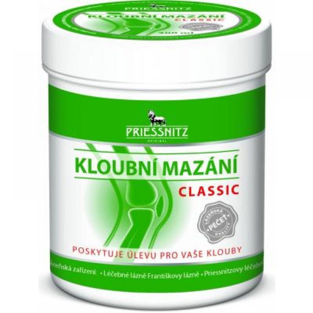 Kloubní mazání Classic Priessnitz - rychlá úleva pro klouby 300 ml