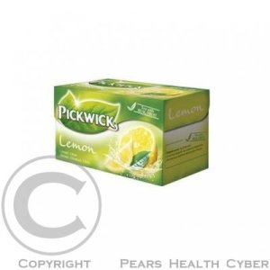 PICKWICK Lemon n.s.20x1,5g