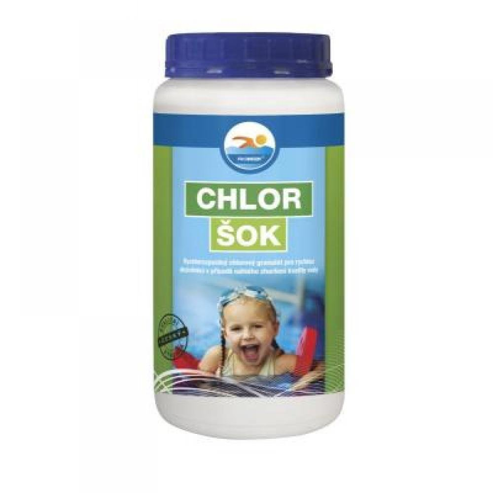 PROBAZEN chlor šok 1,2 kg