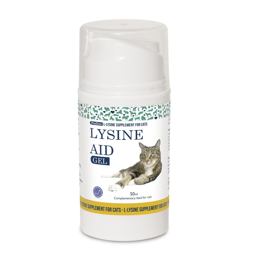 PRODEN Lysine Aid Cat doplněk krmiva pro kočky 50 ml