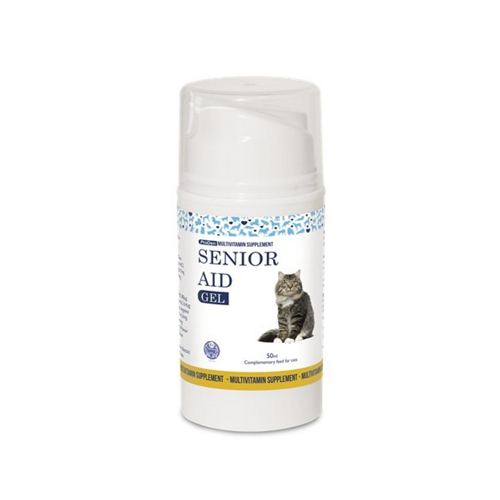 PRODEN Senior Aid Cat pro kočky 50 ml