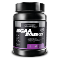 PROM-IN Essential BCAA synergy citron + máta 550 g