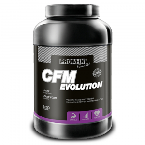 PROM-IN Essential Evolution CFM Protein 80 brusinka 2250 g