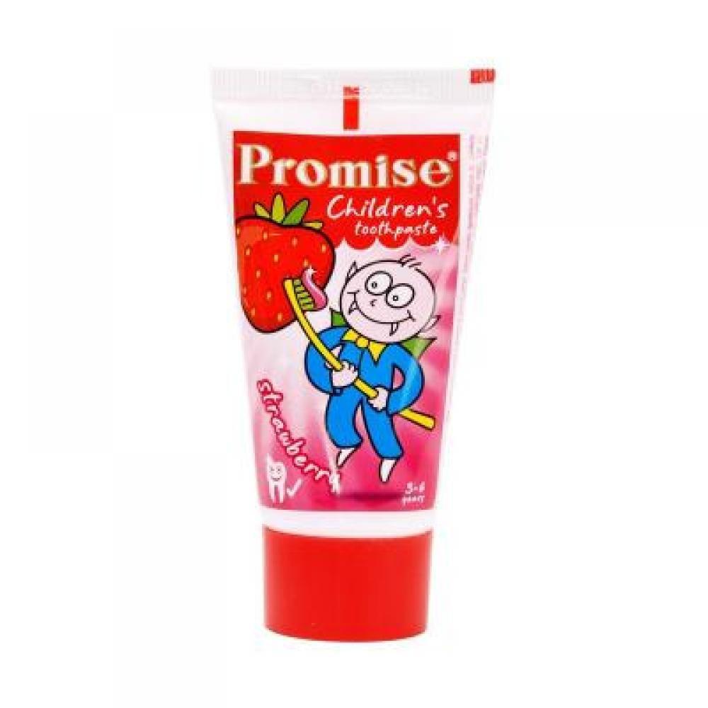 Promise Dětská zubní pasta 3-6 let 50 ml