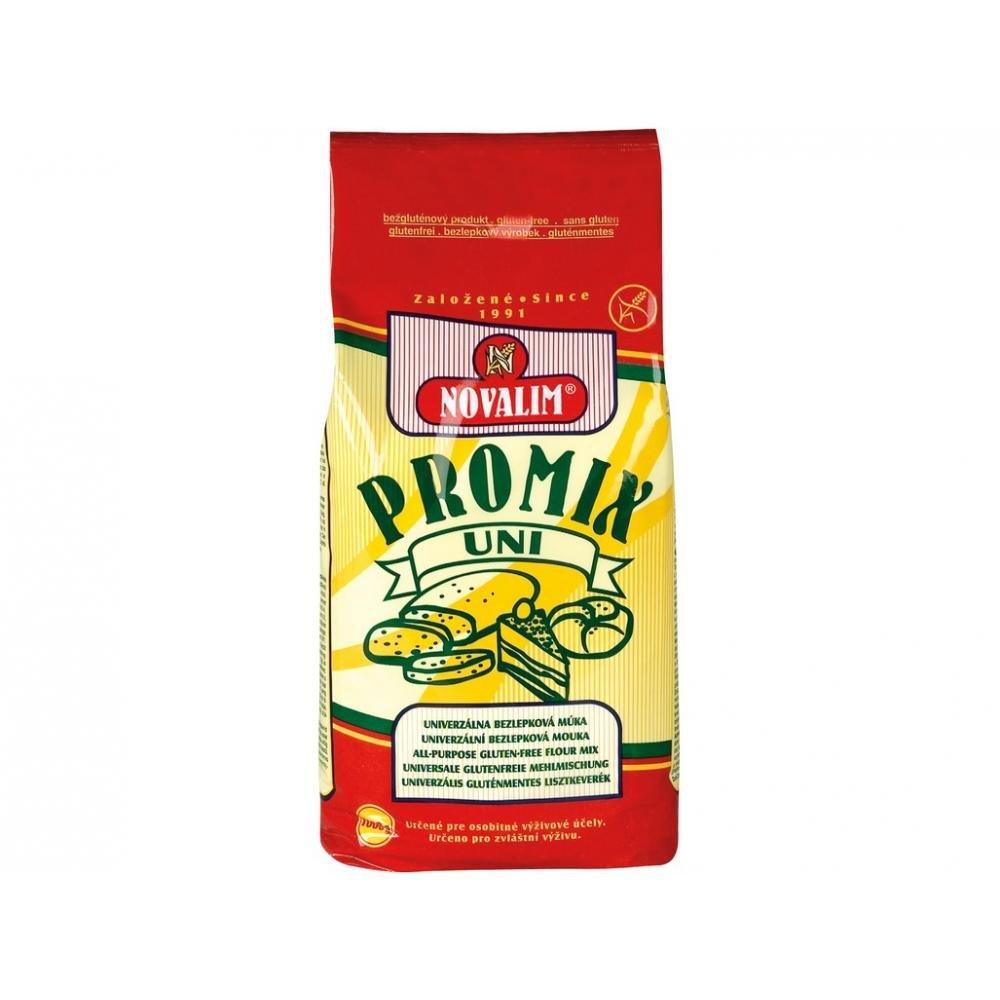 PROMIX-T. univerzální bezlepková mouka tmavá 1kg