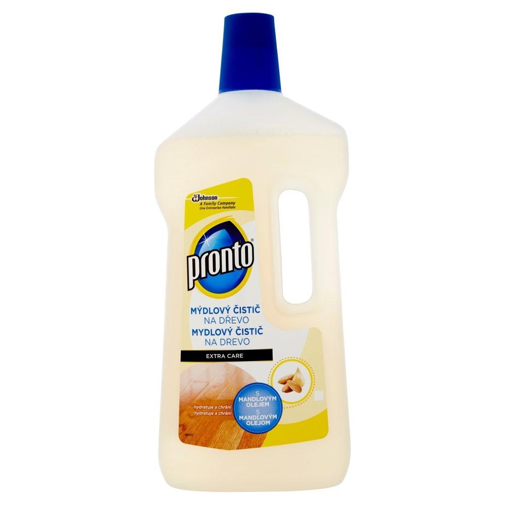 PRONTO Extra mýdlový čistič s mandlovým olejem 750 ml