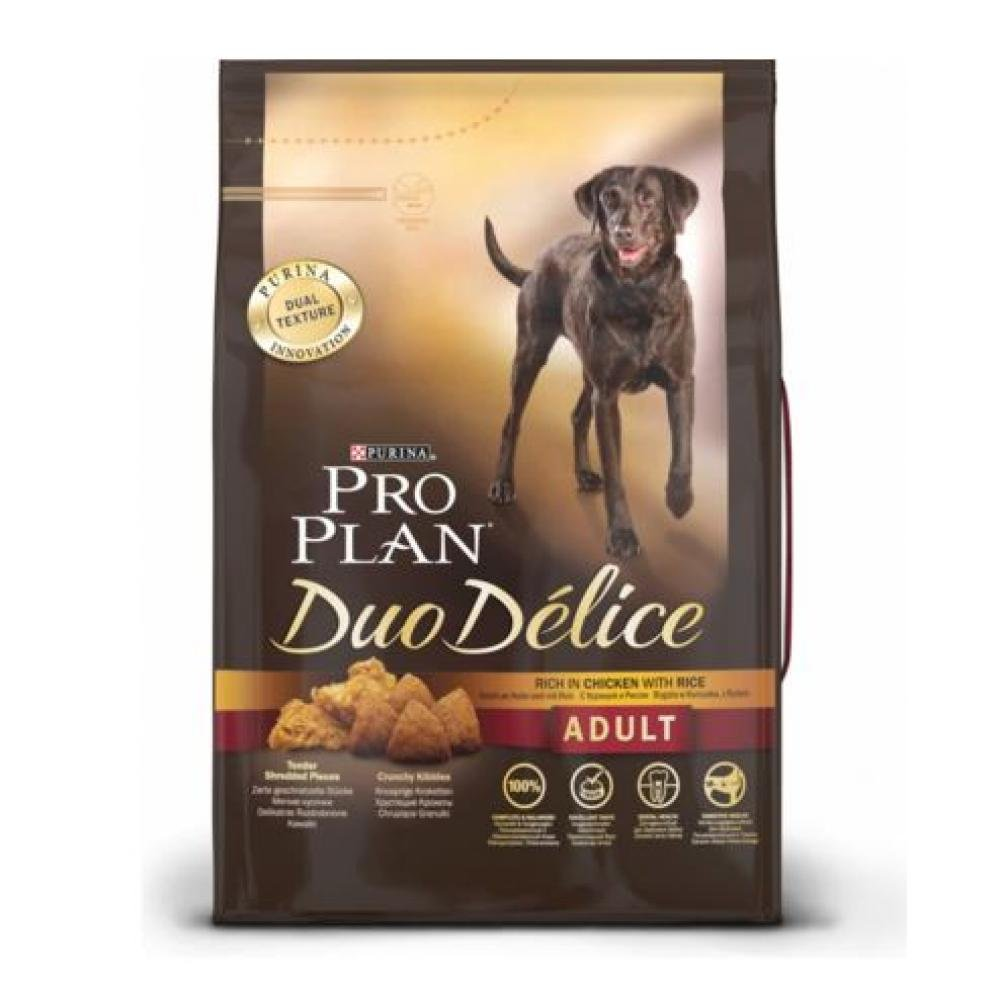 ProPlan Dog Adult Duo Délice Chick 2.5 kg