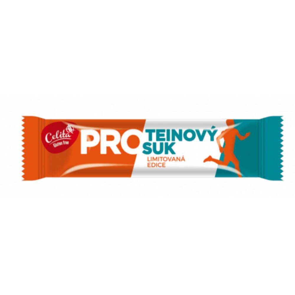 CELITA Proteinový suk s vanilkovou příchutí 45 g
