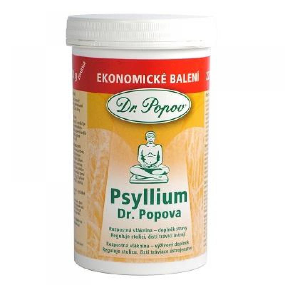 DR. POPOV Psyllium vláknina 240 g