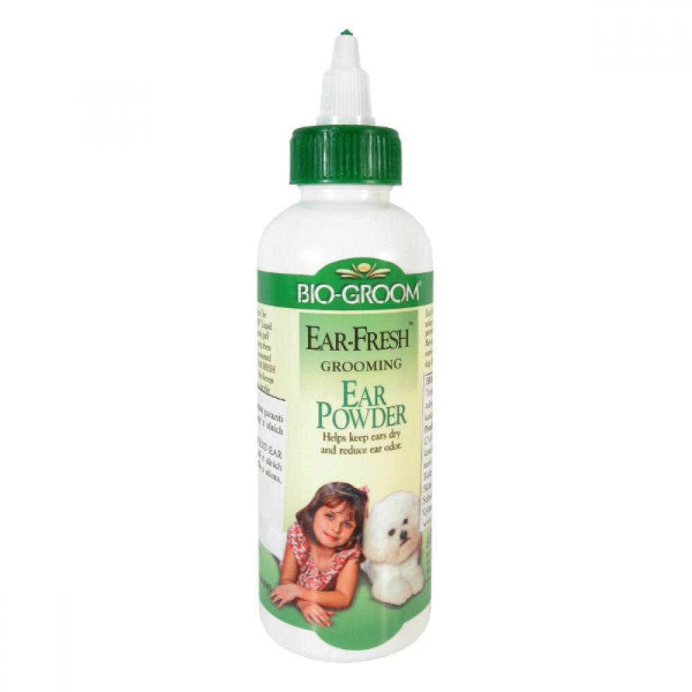Pudr depilační adstringentní Ear Fresh Bio-Groom 24g