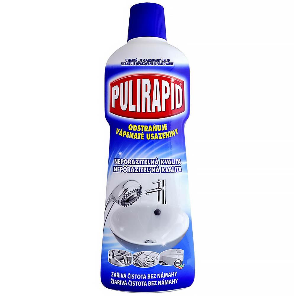 PULIRAPID CLASSICO 750 ml (na rez a vodní kámen)