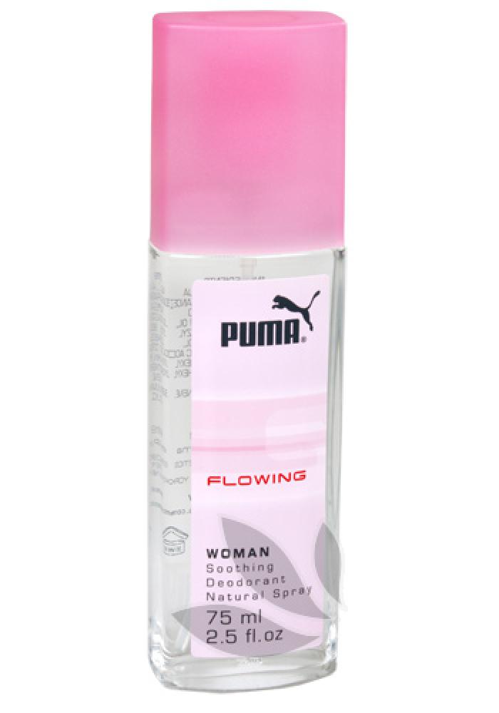puma flowing