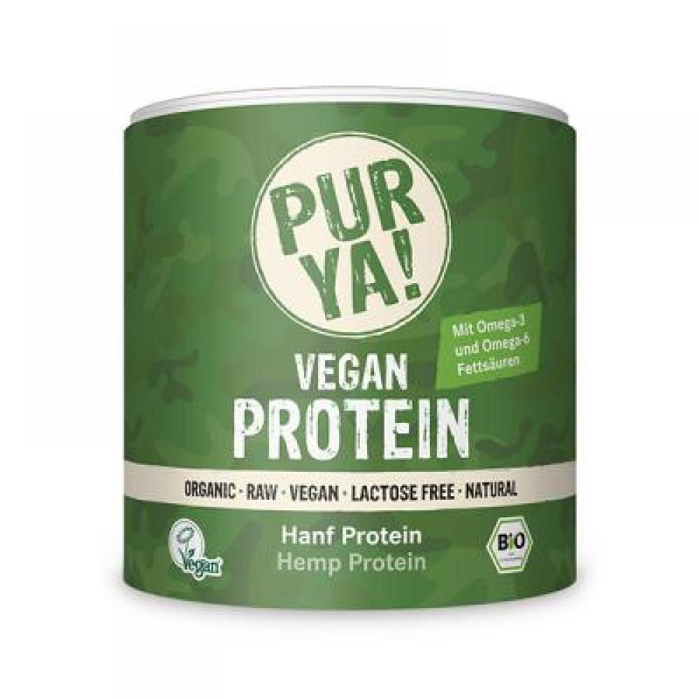 PURYA! BIO Vegan Konopný protein 250 g