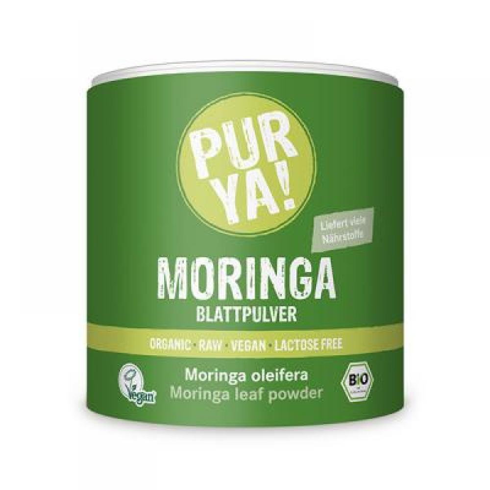 PURYA! BIO Vegan Moringa prášek 150 g