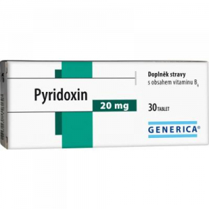 GENERICA Pyridoxin 30 tablet