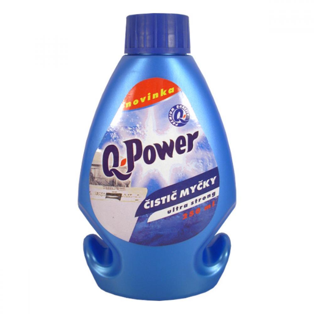 Q power čistič do myčky nádobí 250ml