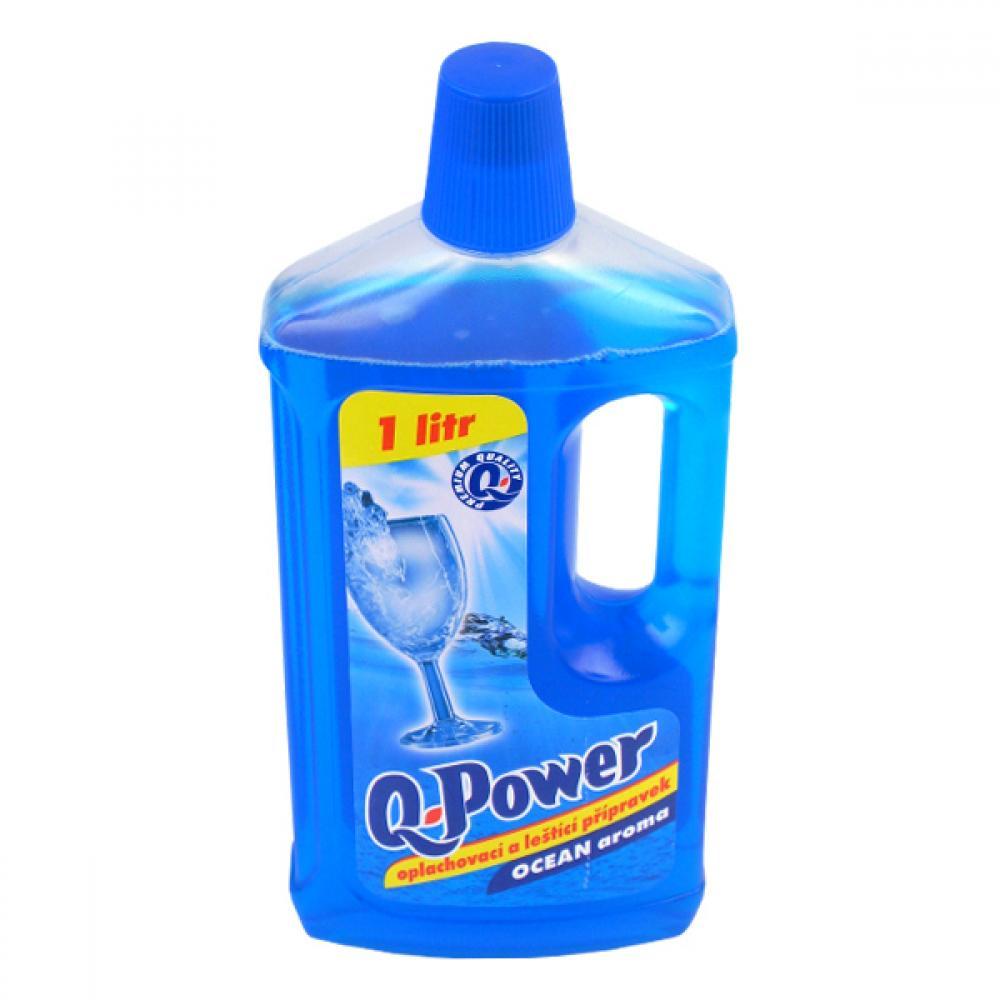 Q power leštidlo do myčky nádobí 1l