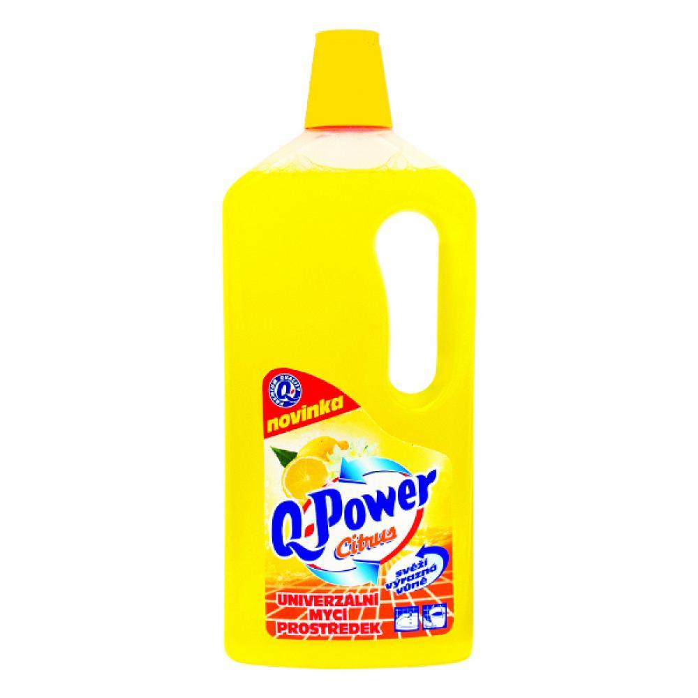 Q Power univerzální čistič 1L Citrus