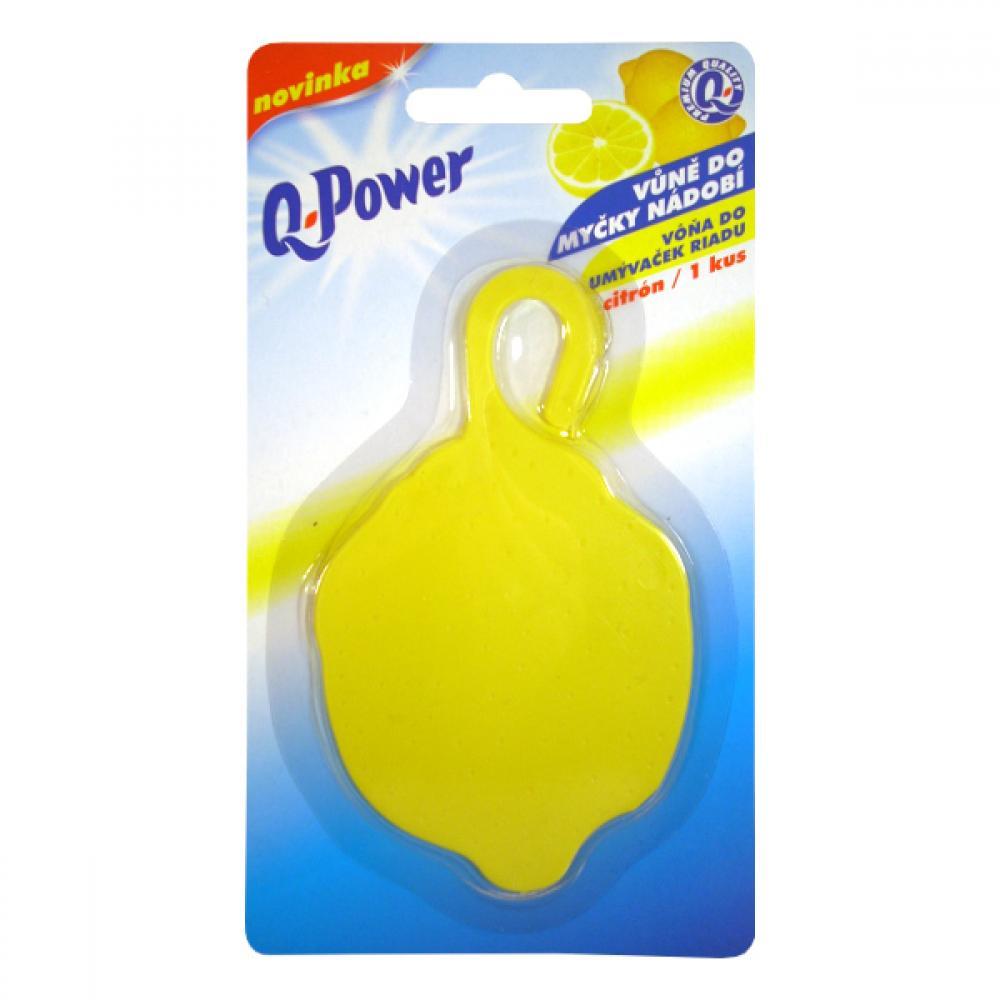 Q power vůně do myček nádobí