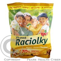 RACIOLKY Fit Snack cheddar 40g