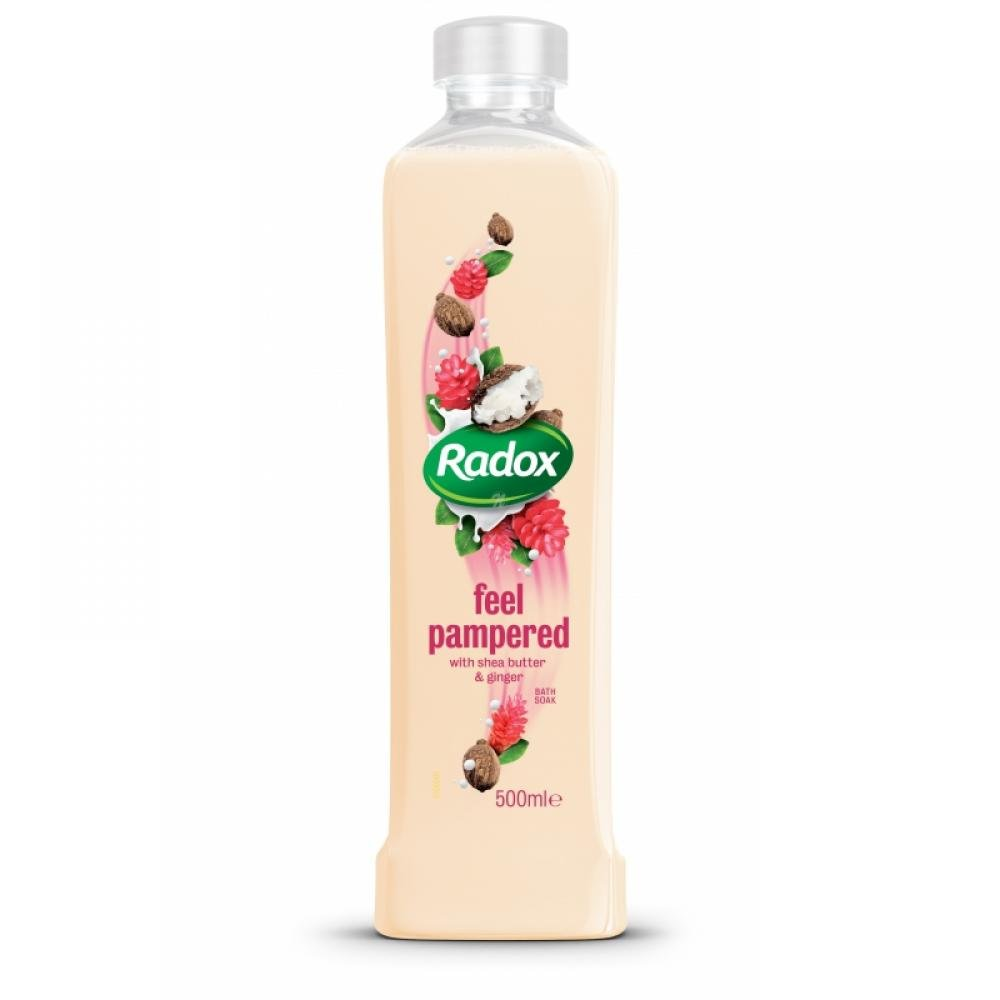 RADOX Pěna do koupele Feel Pampered 500 ml