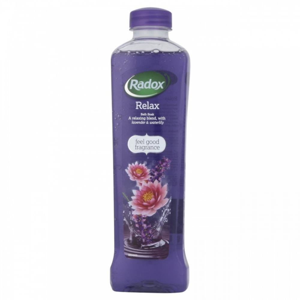 RADOX Pěna do koupele feel relaxed 500 ml