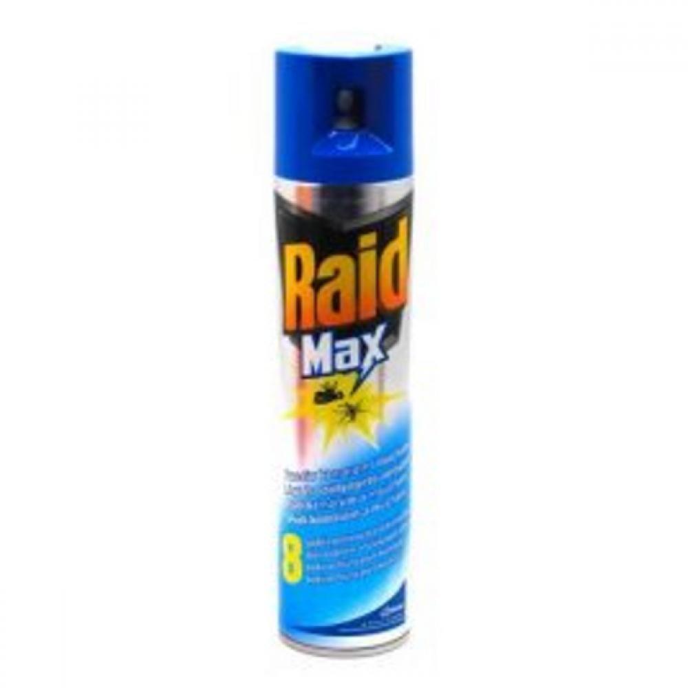 Raid spray Max létající hmyz 300 ml
