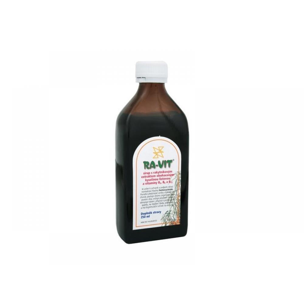 Ra-vit sirup 250 ml - Doplněk stravy