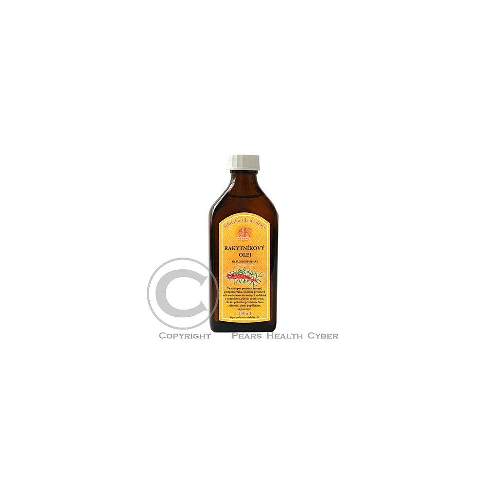 Relikt AE 100% Rakytníkový olej 250 ml