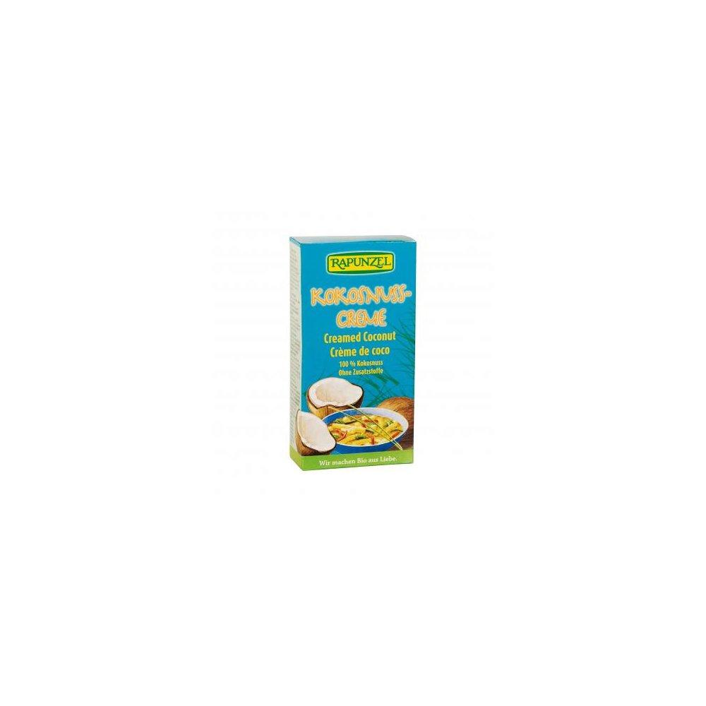 RAPUNZEL Kokosový krém BIO 2x50 g
