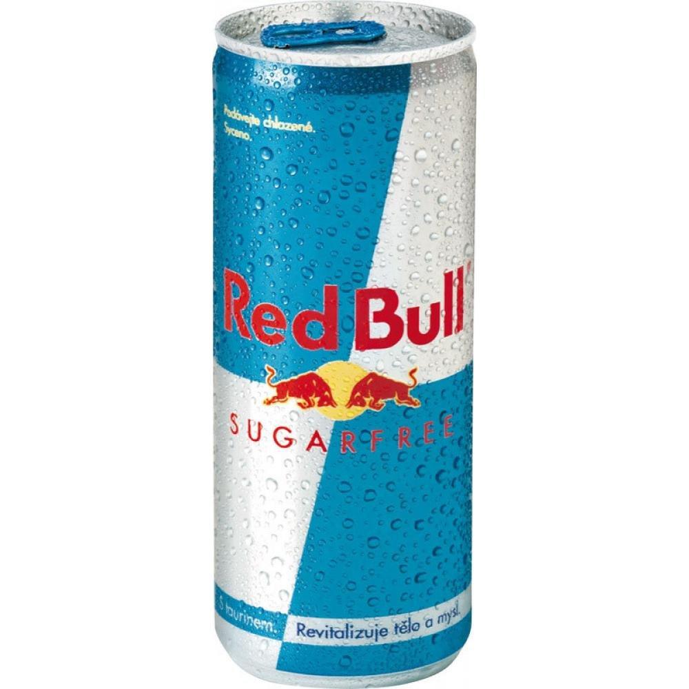 Red Bull sugar free 0,25 l
