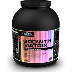 REFLEX NUTRITION Growth Martix ovocná směs 1890 g