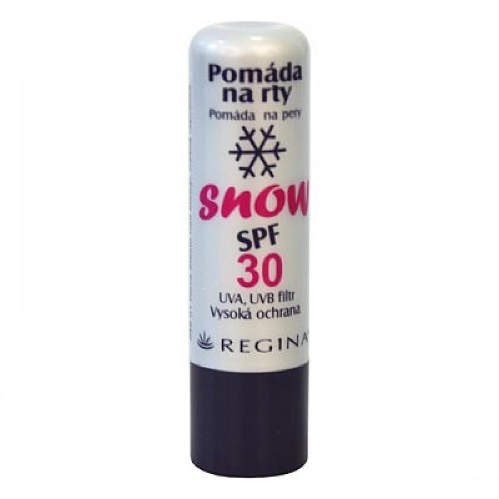 REDINA Pomáda na rty SPF30 Snow