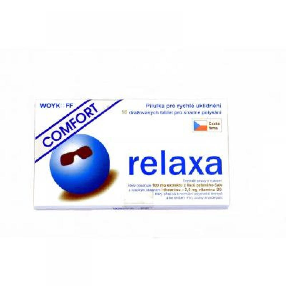 WOYKOFF Relaxa Comfort 10 tablet