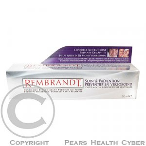 Rembrandt Care and Prevention běl. z.pasta 50ml
