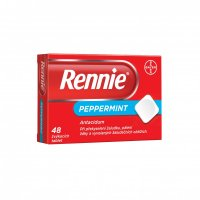 RENNIE® 48 žvýkacích tablet