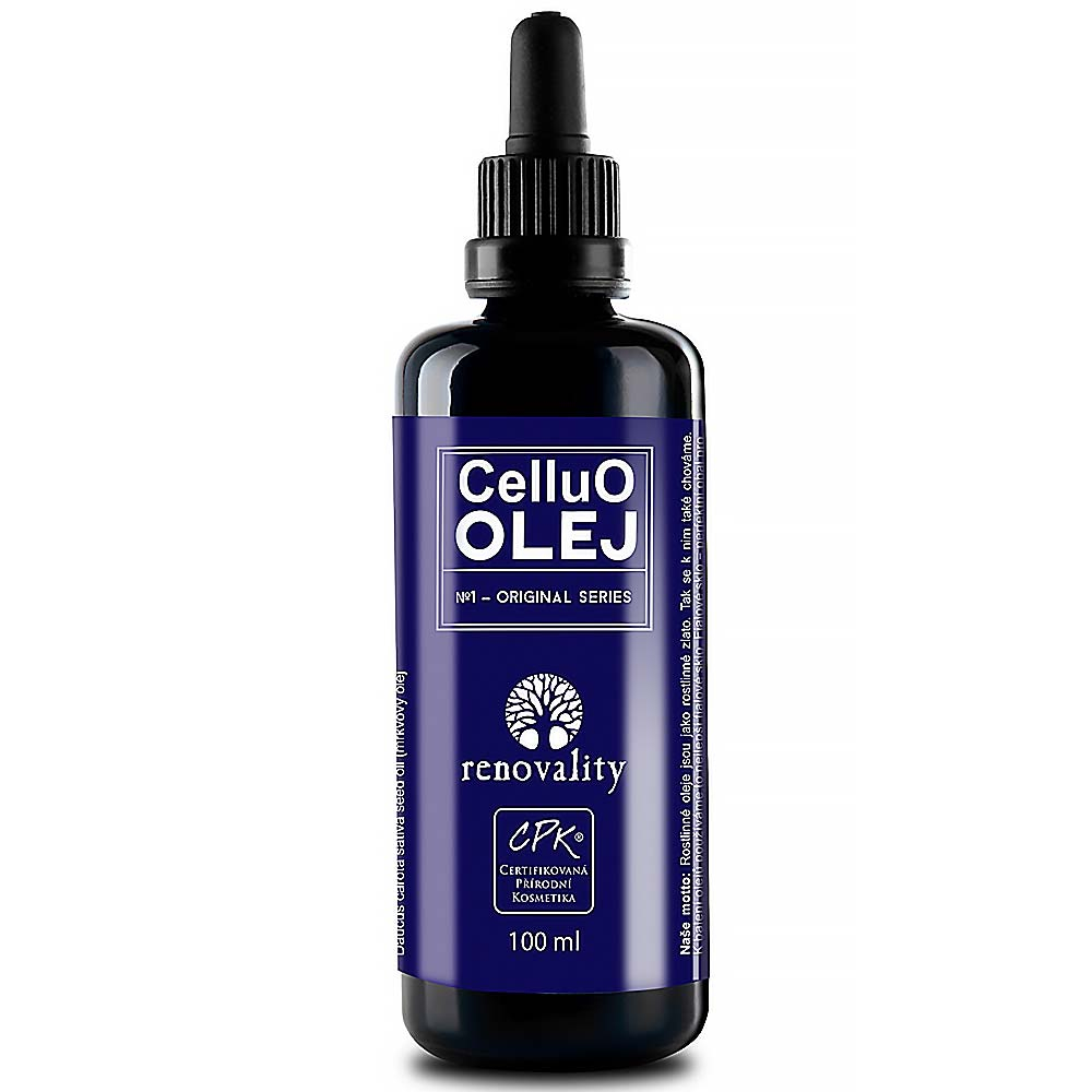 RENOVALITY CelluO olej 100 ml